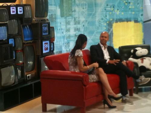 Frontiers 2011 - Smart&App La3 TV