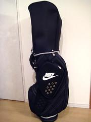 Nike caddie bag