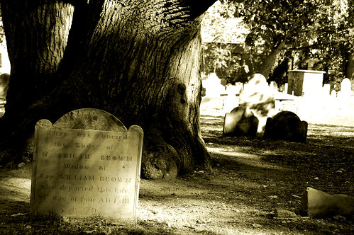 Salem Burying Ground