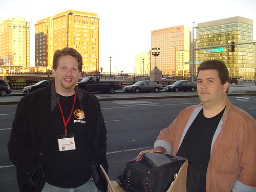 Chris Brogan, C.C. Chapman @ PodCamp Boston 2