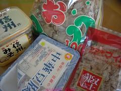 柴魚高湯材料