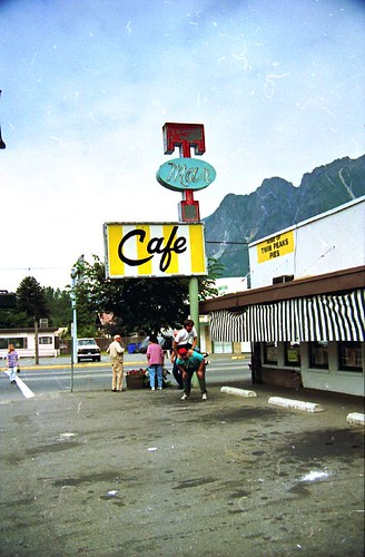 The Twin Peaks Cafe