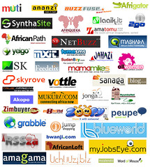 Africa´s Web 2.0 Sites (updated)