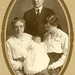 1917 - Guy Louis Spencer, Frankie Simpson Spencer, Frances Irene Spencer, Dorothy Harding Spencer