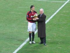 AC Milan vs Celtic Glasgow (Luca +10) Tags: glasgow celtic sansiro acmilan stadio uefachampionsleague kakà rossoneri pallonedoro