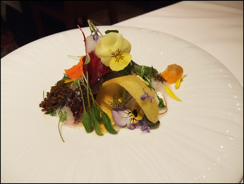 Manresa (Los Gatos) - Into the vegetable garden