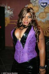Yummy! (Blkvelvet99) Tags: corset domme pvc dominatrix bigboobs boobworship 40dds