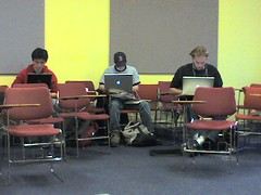 students write finals for games class (alist) Tags: cambridge mit alist cambridgemass 02139 alicerobison ajrobison