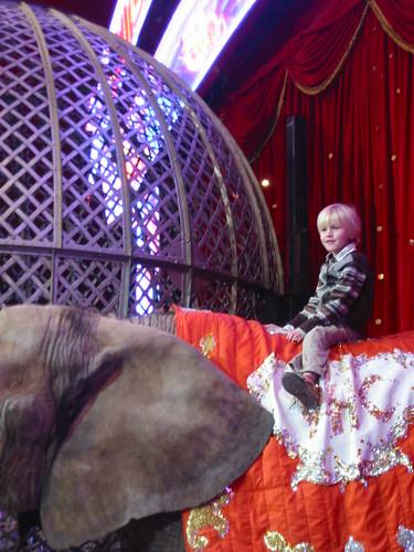 Lars + olifant