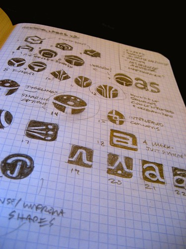 Pencil Logo Concepts