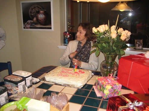 Grandma's 88th B day