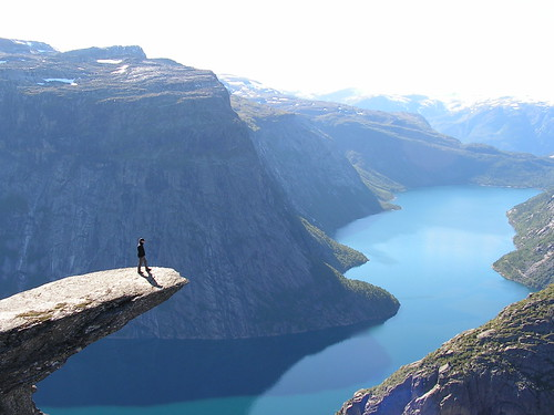 Trolltunga norway by dan;o)el