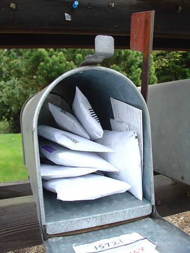 Mailing Junk back to Junk Mailers