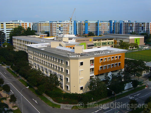 Pasir Ris Sec Sch « Images Of Singapore