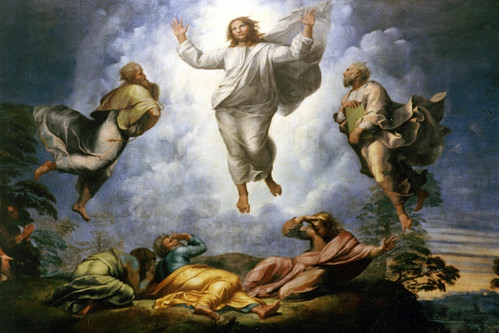 The Vatican - The Transfiguration - Raphael by WVJazzman.