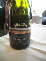 Gibbston Valley Central Otago Pinot Noir 2004@High Tide