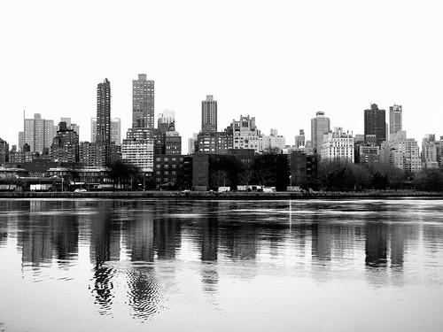 new york skyline silhouette. York City Caricatures