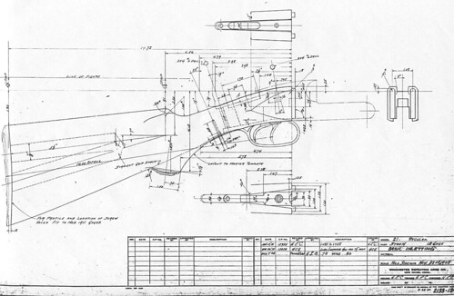 Winchester model 21 double barrel blueprints 2pics and a link to 94 more similar threads malvernweather Image collections