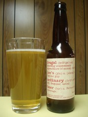 Frugal Joe's Ordinary Beer by MontageMan on Flickr!