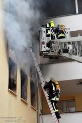 Wohnhausbrand/Explosion Hartingstr. 13.04.08
