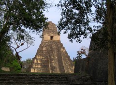 Temple Of The Jaguar (zoniedude1) Tags: temple ancient ruins guatemala mayan jungle tikal centralamerica peten templeofthejaguar tiemplo