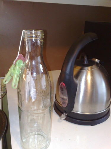 HOWTO: make refreshing, cool, naturally no-caffeine beverage