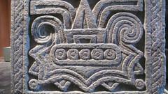 Aztec hall exhibit (singinggigi) Tags: mexicodf museonacionaldeantropologia