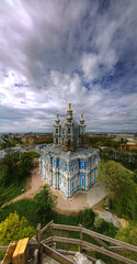Smolny cathedral