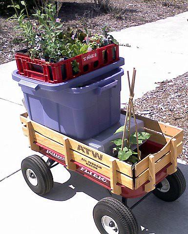 Garden Cart At Sale