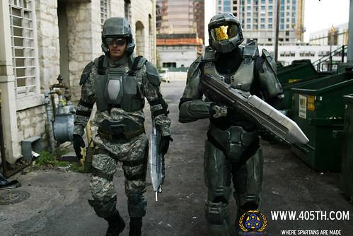 halo 3 armor. Master Chief Armor Halo Marine