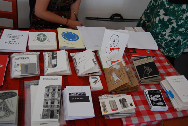 artists book fair