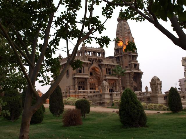Baron Empain's Heliopolis Palace