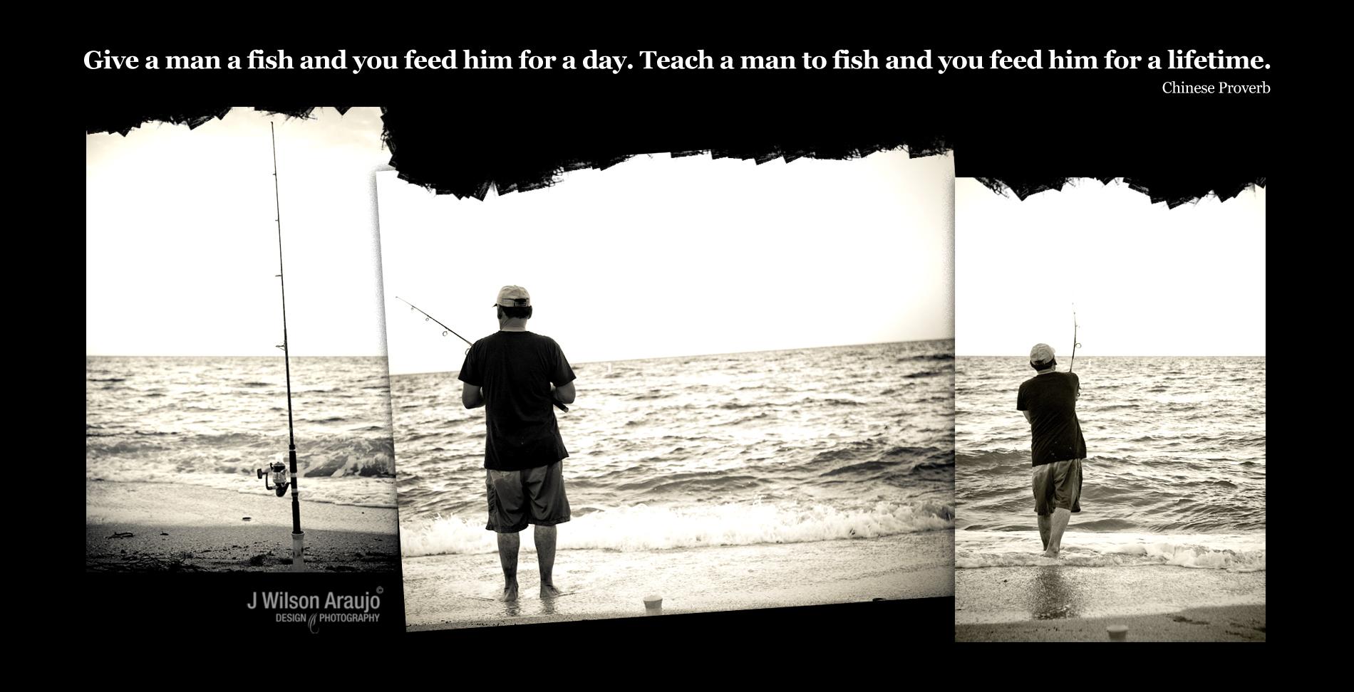 I'm a fisherman