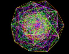 Wizard Gynoids E8 Polytope 07 (Xenophile Neurocam) Tags: life wizard second e8 gynoid polytope
