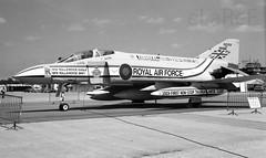 XV424 McDonnell Phantom FGR.2 c/n 3084 Alcock & Brown 56Sq (eLaReF) Tags: xv424 mcdonnell phantom fgr2 cn 3084 alcock brown 56sq greenham common 1979 air display show