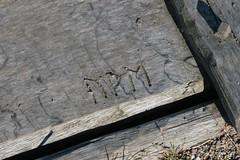 Beschädigung an der Landebrücke Haithabu 10-05-2009