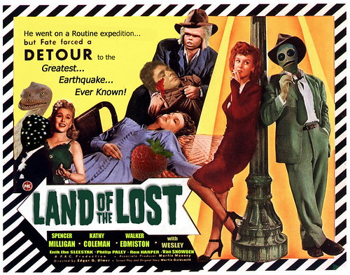 Land of the Lost Noir