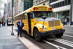 New York - The School Run