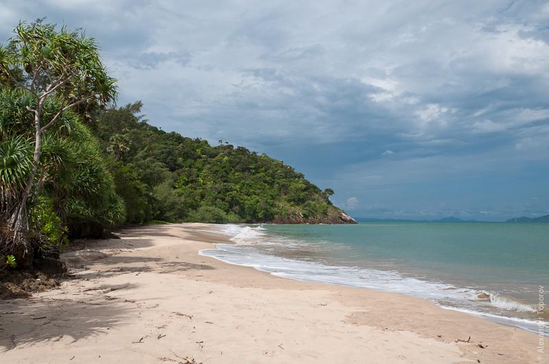 Beach at Mu Koh Lanta National Park