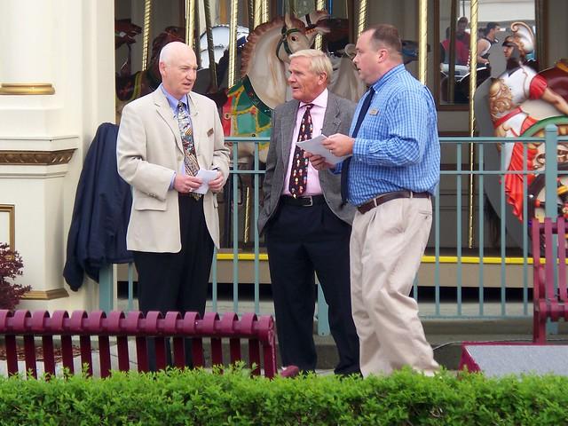 Cedar Point - John, Dick, & Bryan