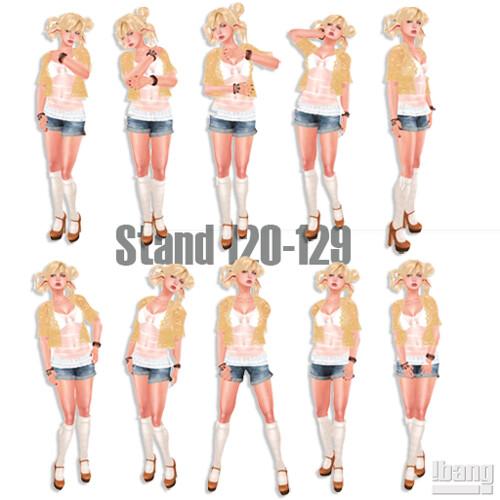 !bang - stands 120-129