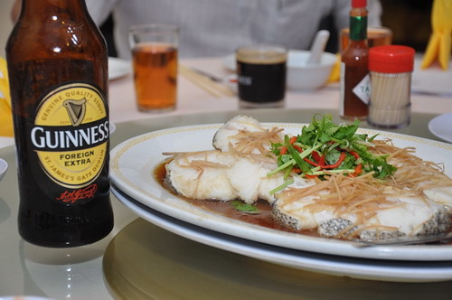 Cod Guinness