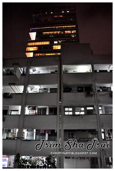 Hong Kong Day 2: Cosmic Guest House in Tsim Sha Tsui