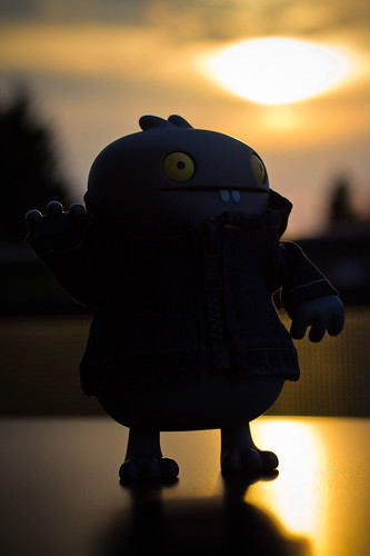 Uglyworld #1125 - Golden Hours (Project BIG - Image 155-365) by www.bazpics.com