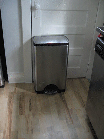 Our New trash Can