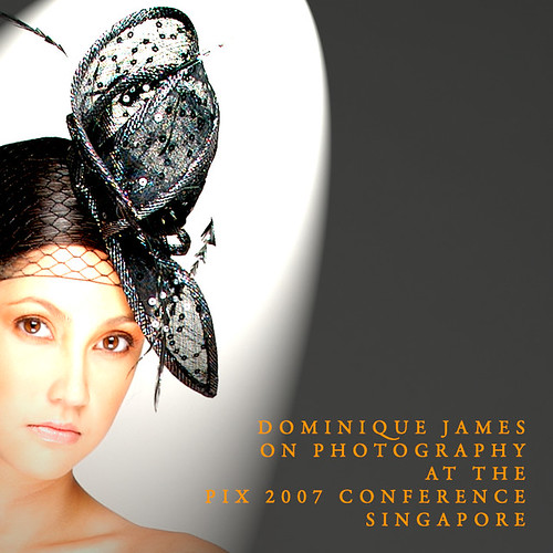 Domonique James @ PIX 2007 (Singapore)