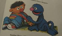 Grover & Ernie