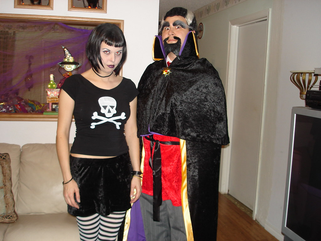 Doctor O and Triana (rekanize) Tags new halloween costume orleans cosplay brothers dr  sc 1 st  Fiveprime & The Worldu0027s most recently posted photos of brothers and triana ...
