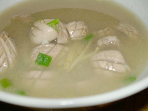 kidney soup