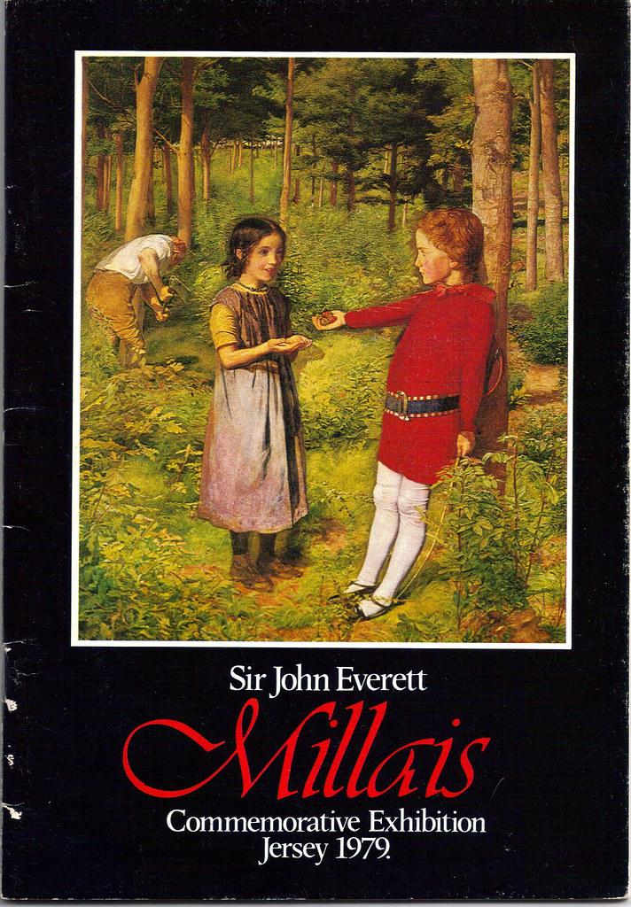 Millais Exhibition Jersey 1979
